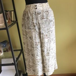 Dresses & Skirts - Vintage culottes!